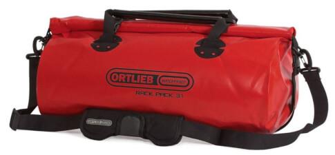 Torba podróżna Rack-Pack PD620 M Ortlieb Red 31L