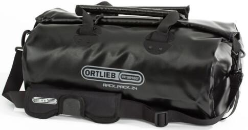 Torba podróżna Rack-Pack PD620 S Ortlieb Black 24L