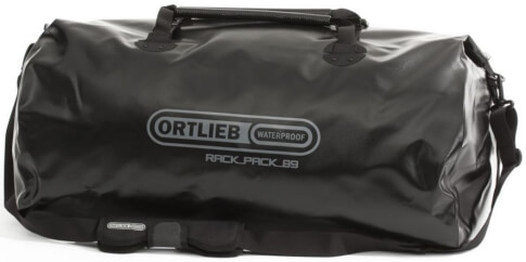 Torba podróżna Rack-Pack PD620 XL Ortlieb Black 89L