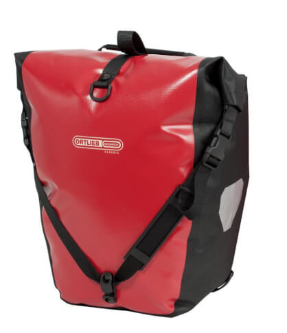 Sakwy rowerowe tylne Ortlieb Back-Roller Classic 40L Red-Black