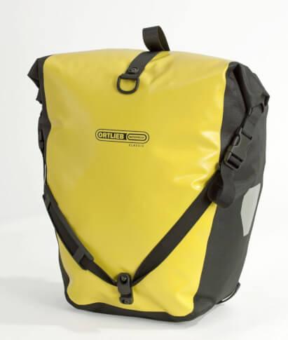 Sakwy rowerowe tylne Ortlieb Back-Roller Classic 40L Yellow-Black