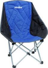 Krzesło kempingowe Brunner Action Shell niebieskie