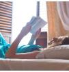 Najlżejsza jedwabna wkładka Silk Sleeping Bag Liner Lifeventure prostokątna szara