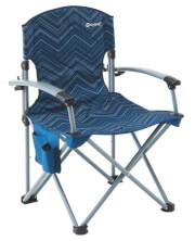 Krzesło kempingowe Fountain Hills Blue Outwell