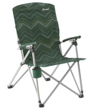 Krzesło kempingowe Harber Hills Green Outwell
