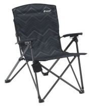 Krzesło kempingowe Palena Hills Black Outwell