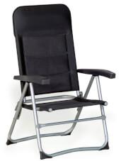 Krzesło kempingowe Sandy Wesfield Black