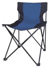 Krzesło kempingowe Tillac EuroTrail Niebieskie