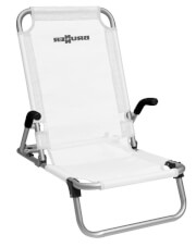 Krzesło plażowe Aloha Brunner Białe