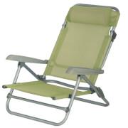Krzesło plażowe Beach Chair Mallorca EuroTrail Green