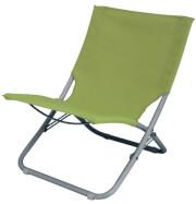 Krzesło plażowe Beach Chair St.Raphael Green EuroTrail