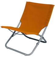 Krzesło plażowe Beach Chair St.Raphael EuroTrail Orange