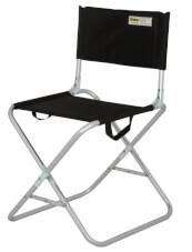 Krzesło turystyczne Sintra Euro Trail Black
