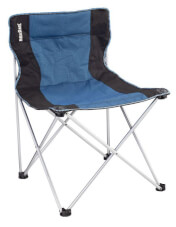 Krzesło kempingowe Brunner Action Classic HS Blue niebieskie