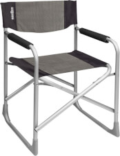 Krzesło kempingowe Captain Brunner Gray szare
