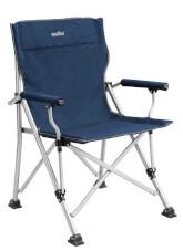 Krzesło kempingowe Brunner Cruiser Blue granatowe