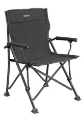 Krzesło kempingowe Cruiser Black Brunner czarne
