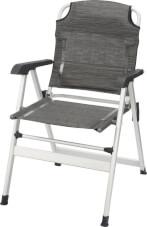 Krzesło kempingowe Kerry Classic Gray Brunner szare