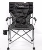 Krzesło kempingowe Raptor NG Brunner czarne