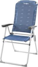 Krzesło składane - Kerry Camper Blue Brunner