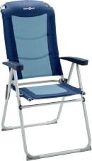 Krzesło składane Kerry Camper Shadow Blue Brunner