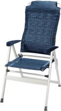 Krzesło turystyczne Kerry Slim Blue Brunner niebieskie