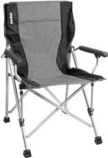 Krzesło turystyczne Raptor Gray Brunner szare