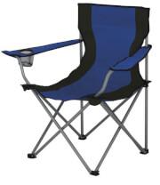 Krzesło turystyczne Lausanne – EuroTrail Blue