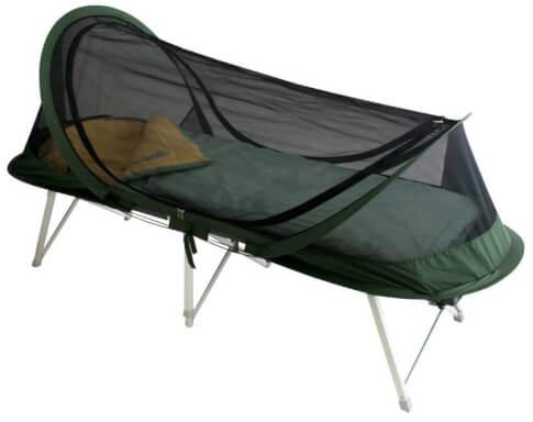 Rozkładana moskitiera namiotowa Pop-Out dla 1 osoby Travel Safe