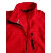 Czerwony polar męski Milo Anas Polartec 100 Micro