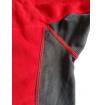 Damski polar Milo Anas Lady czerwony Polartec 100 Micro