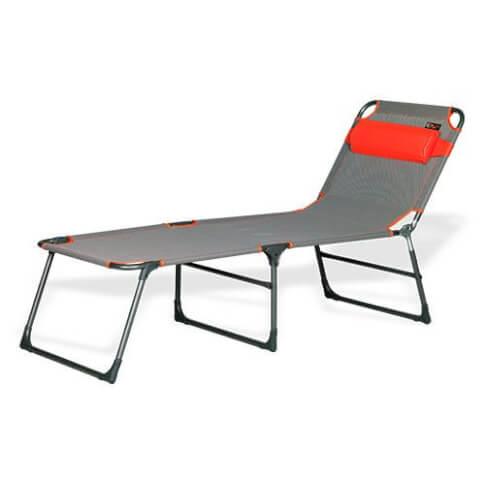 Komfortowe łóżko-leżak Ava Portal Outdoor