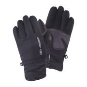 Rękawiczki rowerowe z długimi palcami ZIENER Important Czarne Softshell