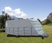 Pokrowiec na przyczepę kempingową 450-500 Caravan Cover 6M Brunner na zimę