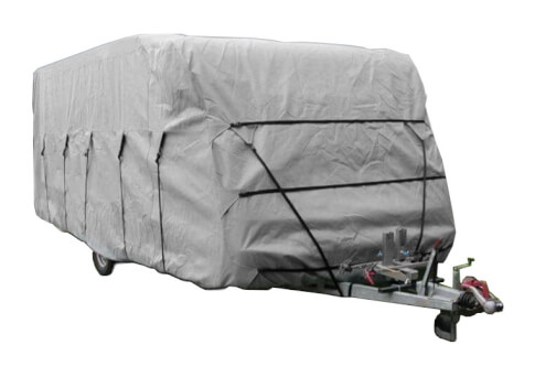 Uniwersalny pokrowiec na przyczepę kempingową 500-550 Caravan Cover Euro Trail