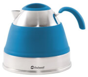 Podróżny czajnik Outdoor Collaps Kettle 2.5L Outwell Blue