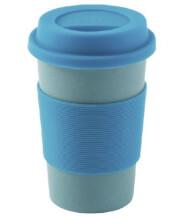 Podróżniczy kubek z bambusa - Bamboo Cup Blue Outwell