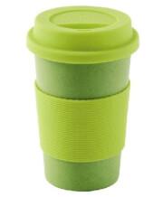 Podróżniczy kubek z bambusa Bamboo Cup Green Outwell