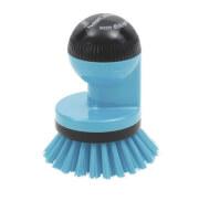 Turystyczna szczotka do zmywania naczyń Outwell Dishwasher Brush Blue