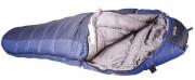 Komfortowy śpiwór Arktida LONG zamek prawy
