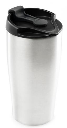 Stalowy kubek termiczny Americano Mug 473ml GSI outdoors srebrny