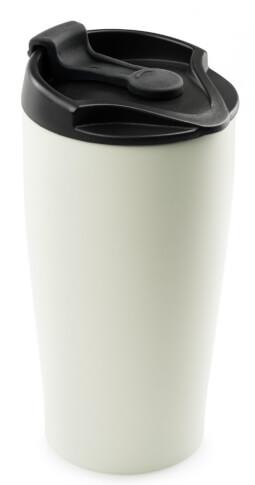 Stalowy kubek termiczny Americano Mug 473ml GSI outdoors biały