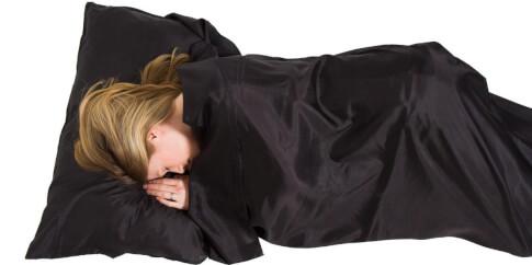Jedwabna wkładka do śpiwora prostokątna Silk Ultimate Liner Lifeventure