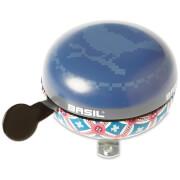 Dzwonek rowerowy Basil Big Bell Boheme 80 mm Indigo