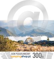e-Bon podarunkowy dla podróżnika o wartości 300 zł do samodzielnego wydruku