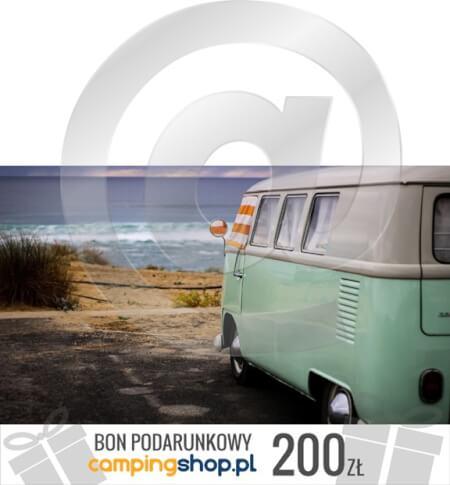 e-Bon podarunkowy dla turysty o wartości 200 zł do samodzielnego wydruku