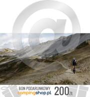 e-Bon podarunkowy dla rowerzysty o wartości 200 zł do samodzielnego wydruku