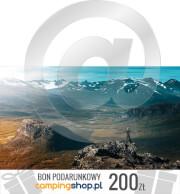 e-Bon podarunkowy dla podróżnika o wartości 200 zł do samodzielnego wydruku