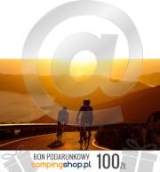 e-Bon podarunkowy dla rowerzysty o wartości 100 zł do samodzielnego wydruku