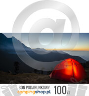 e-Bon podarunkowy dla podróżnika o wartości 100 zł do samodzielnego wydruku